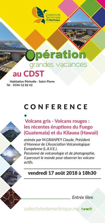 17 aout conference volcan